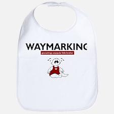 Waymarking, geocachings unpop Bib