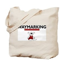 Waymarking, geocachings unpop Tote Bag