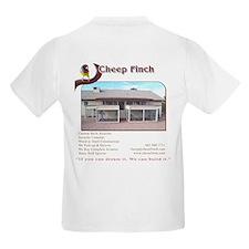 Cheep Finch Kids T-Shirt