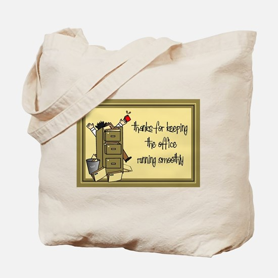 Administrative Professional Appreciation Tote Bag