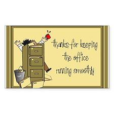 Administrative Professional Appreciation Decal