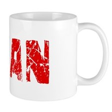 Jovan Faded (Red) Mug