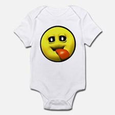 Window Licker Face Infant Bodysuit