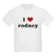 I Love rodney T-Shirt