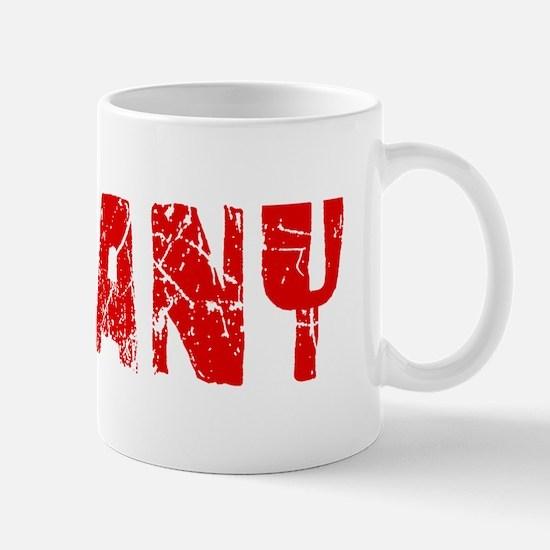 Jovany Faded (Red) Mug