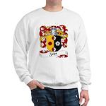 Zahn Family Crest Sweatshirt