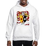 Zahn Family Crest Hooded Sweatshirt
