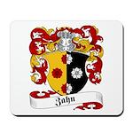 Zahn Family Crest Mousepad