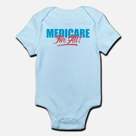 Medicare For All Body Suit