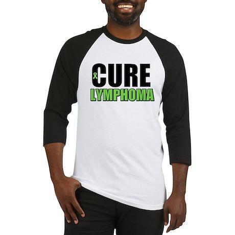Cure Lymphoma Baseball Jersey