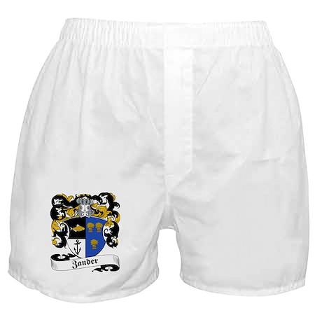 Zander Family Crest Boxer Shorts