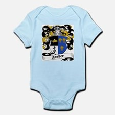 Zander Family Crest Infant Creeper