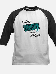 I Wear Teal 8.2 (Mom) Tee