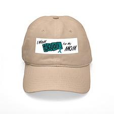 I Wear Teal 8.2 (Mom) Baseball Cap