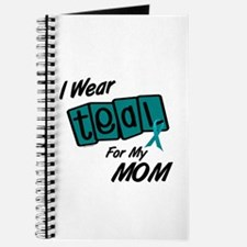 I Wear Teal 8.2 (Mom) Journal