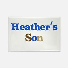Heather's Son Rectangle Magnet (10 pack)