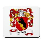 Zeidler Family Crest Mousepad