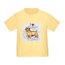 Norfolk Terrier T