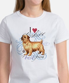 Norfolk Terrier Women's T-Shirt