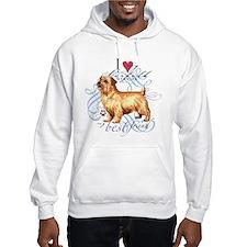 Norfolk Terrier Hoodie
