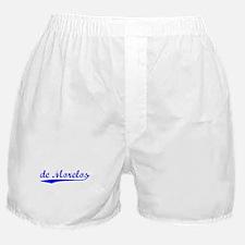 Vintage de Morelos (Blue) Boxer Shorts