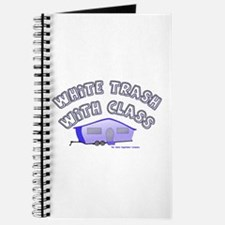 White Trash With Class Journal