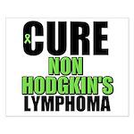 Cure Non-Hodgkin's Small Poster