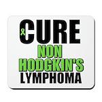 Cure Non-Hodgkin's Mousepad