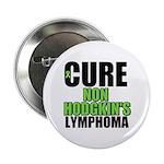 "Cure Non-Hodgkin's 2.25"" Button (10 pack)"