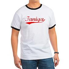 Vintage Taniya (Red) T