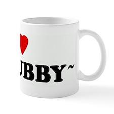 I Love MY HUBBY~ Mug