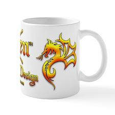 Xen Tattoo Design Mug