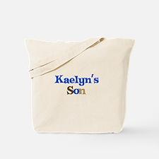 Kaelyn's Son Tote Bag