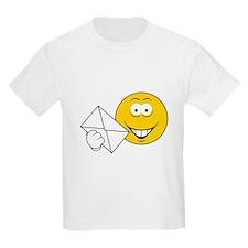 Postal Smiley Face T-Shirt