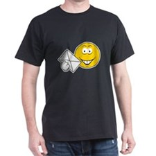 Postal Smiley Face T-Shirt