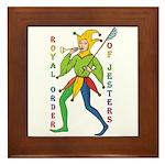The R.O.J. Framed Tile