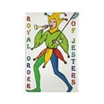 The R.O.J. Rectangle Magnet (100 pack)