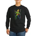 The R.O.J. Long Sleeve Dark T-Shirt