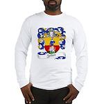 Zeller Family Crest Long Sleeve T-Shirt
