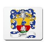 Zeller Family Crest Mousepad