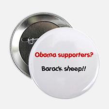 """""""Barack sheep!"""" 2.25"""" Button"""