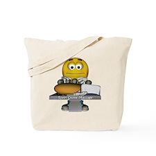 River Stone Massage Tote Bag