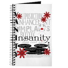 Vanity Insanity Journal