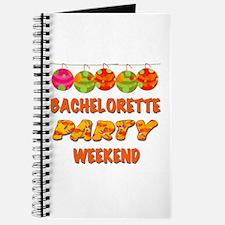 Tropical Bachelorette Weekend Journal