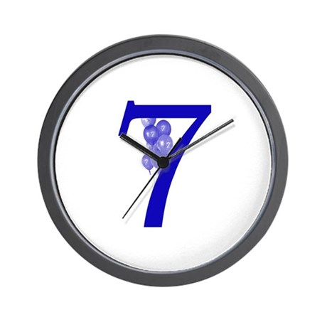 7 Wall Clock