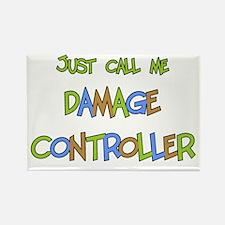 Damage Controller Rectangle Magnet (10 pack)