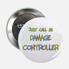 """Damage Controller 2.25"""" Button"""