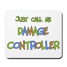 Damage Controller Mousepad