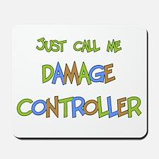 Damage Controller Mousepad