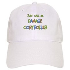 Damage Controller Baseball Cap